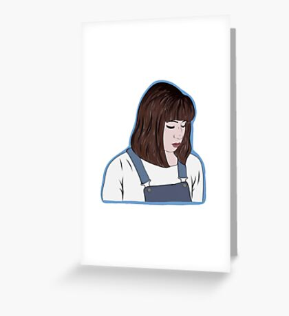 Dodie Clark - Doddle Oddle Greeting Card