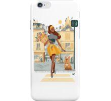 Le Marais iPhone Case/Skin