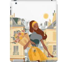 Le Marais iPad Case/Skin