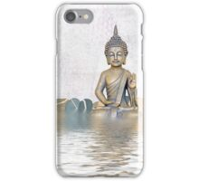 Buddha II iPhone Case/Skin