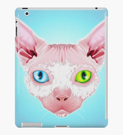 Mr Pickles iPad Case/Skin