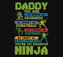 Dad - Ninja Unisex T-Shirt