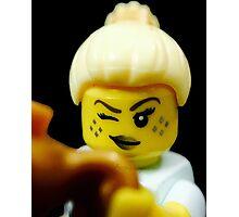 Lego Genie Girl! Photographic Print