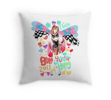 2NE1 Park Bom Throw Pillow