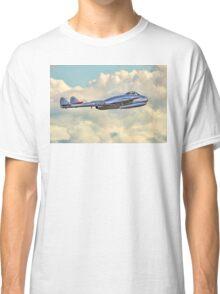 DH100 Vampire FB.6 PX-K LN-DHY Classic T-Shirt