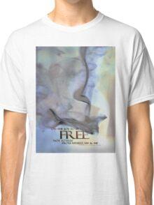 The Awareness STICKER © Vicki Ferrari Classic T-Shirt