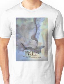 The Awareness STICKER © Vicki Ferrari Unisex T-Shirt