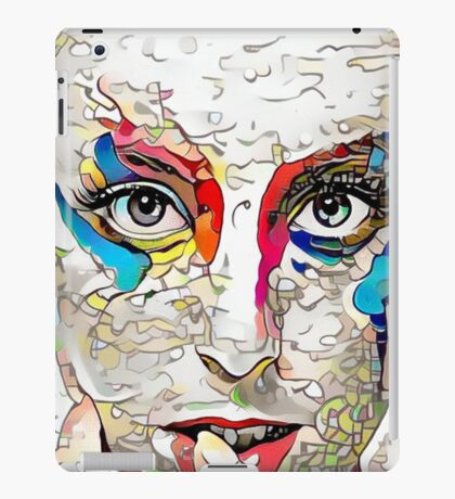 Ziggy Stardust Inspired iPad Case/Skin