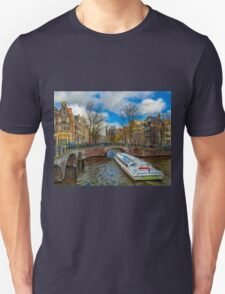 The Bridges of Amsterdam Unisex T-Shirt