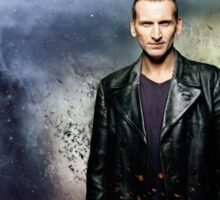 DOCTOR WHO : Christopher Eccleston and Billie Piper Sticker