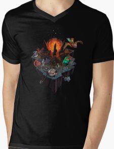Dota 2 Mens V-Neck T-Shirt