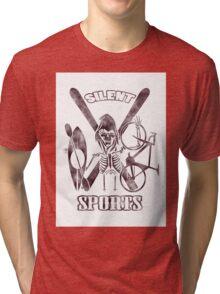 Silent Sports Tri-blend T-Shirt