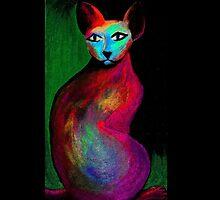 LadyCat by RosiLorz