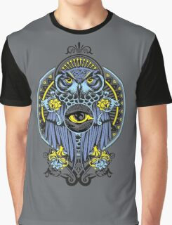 BLUE OWL Graphic T-Shirt