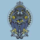 BLUE OWL by FAZLI CAKIR