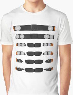 BMW 3 series evolution Graphic T-Shirt