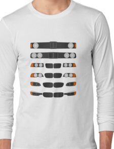 BMW 3 series evolution Long Sleeve T-Shirt