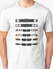 BMW 3 series evolution Unisex T-Shirt