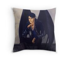 High Lord of the Night Court Throw Pillow