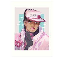 Pinktaro Art Print