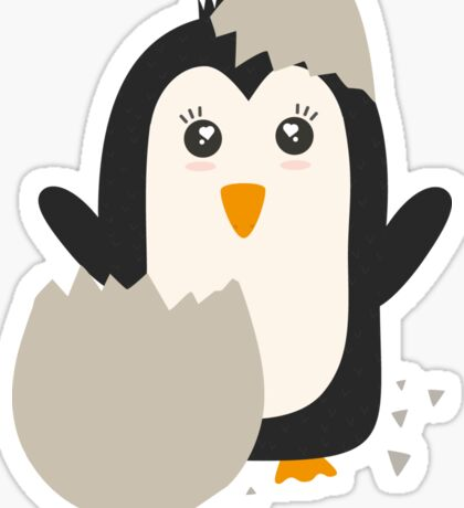 Penguin baby   Sticker