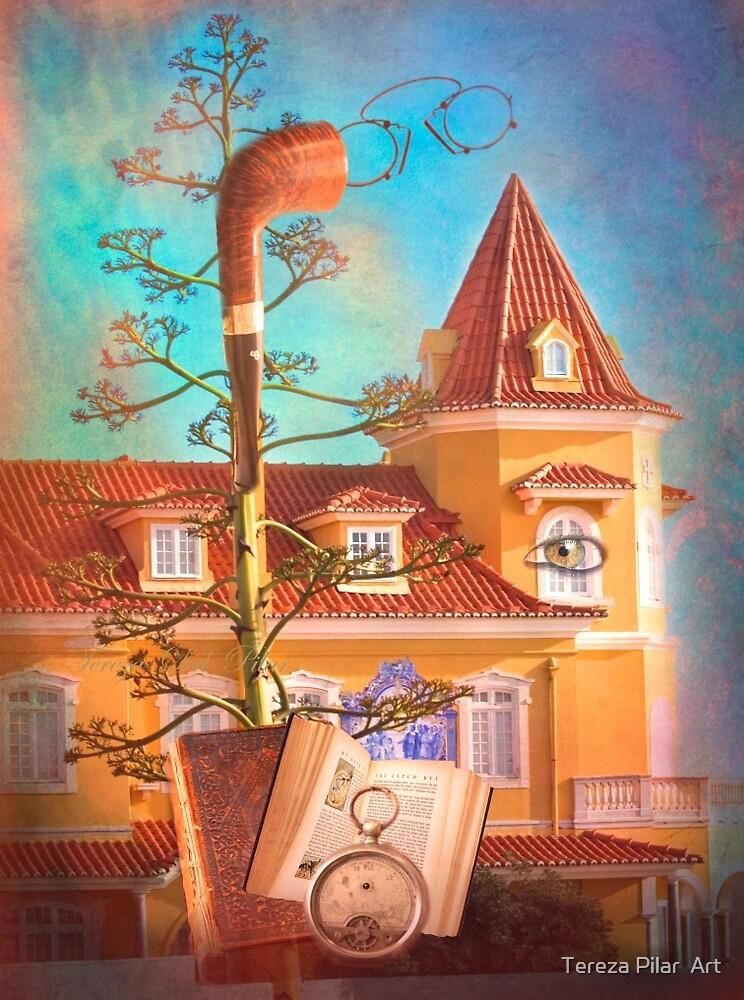 the storyteller by terezadelpilar ~ art & architecture