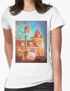 the storyteller Womens Fitted T-Shirt