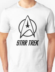 -MOVIES- Star Trek Logo Unisex T-Shirt