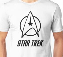 -MOVIES- Star Trek Logo Unisex T-Shirt