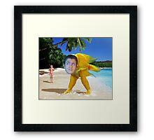 Shane GILL Framed Print