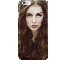 Beautiful portrait iPhone Case/Skin