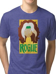 Rogue •X-Men Tri-blend T-Shirt