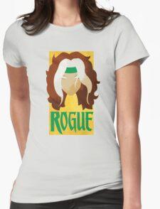 Rogue •X-Men Womens Fitted T-Shirt