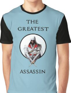 -ASSASSIN'S CREED- The Greatest Assassin Graphic T-Shirt