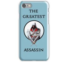 -ASSASSIN'S CREED- The Greatest Assassin iPhone Case/Skin