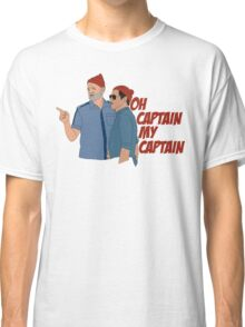 Dead Zissou Society Classic T-Shirt