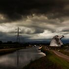 The Kelpies by ClaireBear