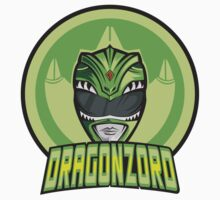 Dragonzord Power-Up!!! Baby Tee