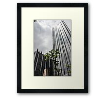 PPG Plaza - Pittsburgh Framed Print