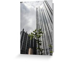 PPG Plaza - Pittsburgh Greeting Card