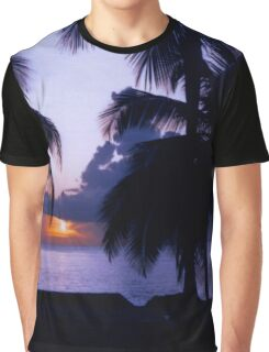 Sunset in Paradise Graphic T-Shirt