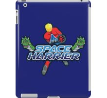 SPACE HARRIER CLASSIC ARCADE GAME iPad Case/Skin