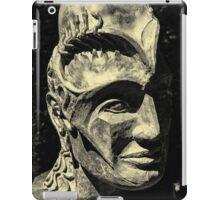Head Sculpture iPad Case/Skin