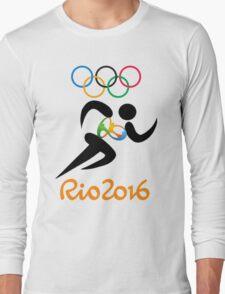 Olympic Rio 2016 Long Sleeve T-Shirt
