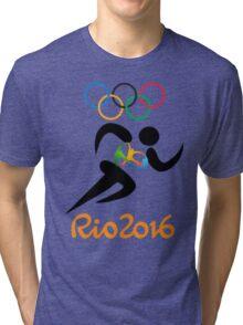 Olympic Rio 2016 Tri-blend T-Shirt