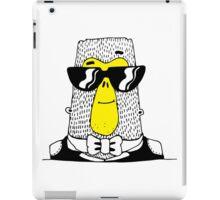 MiB monkey iPad Case/Skin