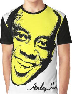 Ainsley Harriott (harriot) Warhol - Velvet Underground Graphic T-Shirt