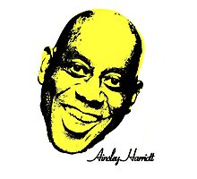 Ainsley Harriott (harriot) Warhol - Velvet Underground Photographic Print