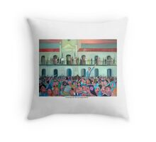 25 de Mayo de 1810 Throw Pillow