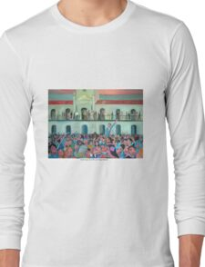 25 de Mayo de 1810 Long Sleeve T-Shirt